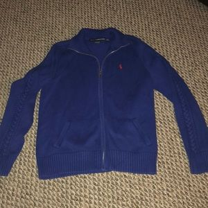 Ralph Lauren Sport Zip-Up